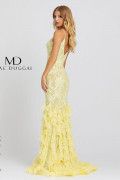 Mac Duggal 67204M - Mac Duggal Regular Size Dresses