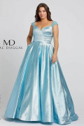 Mac Duggal 67236F - Plus Size Dresses