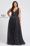 Mac Duggal 77717F - Plus Size Dresses