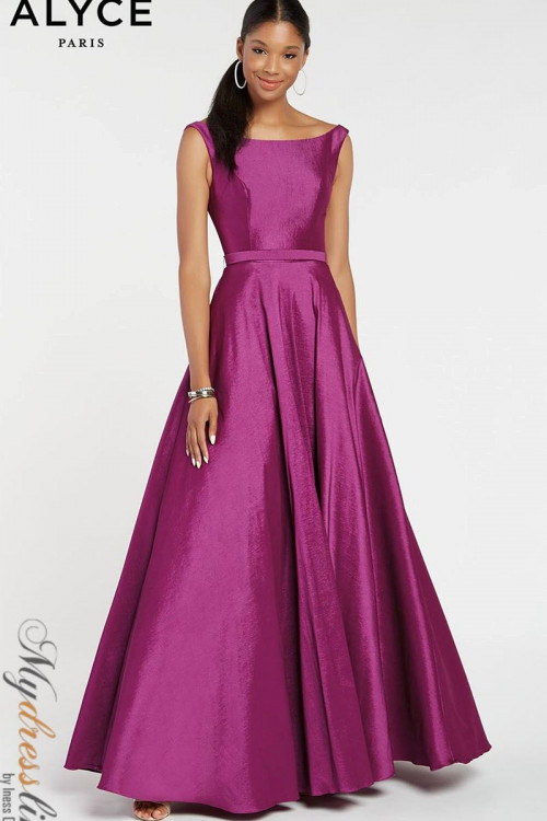 Alyce 1428 - Alyce Paris Long Dresses