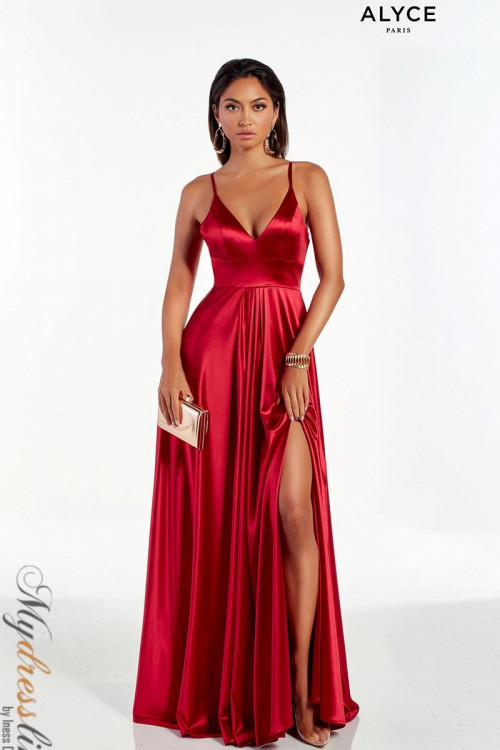 Alyce 1620 - Alyce Paris Long Dresses