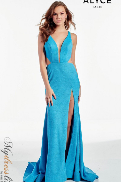 Alyce 1630 - Alyce Paris Long Dresses