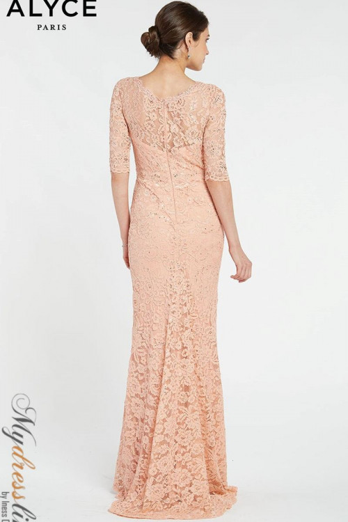 Alyce 27241 - Alyce Paris Long Dresses