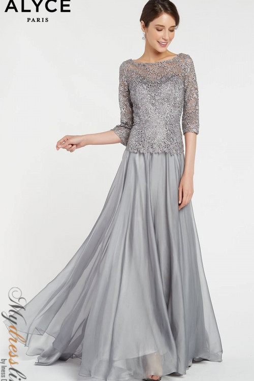 Alyce 27251 - Alyce Paris Long Dresses