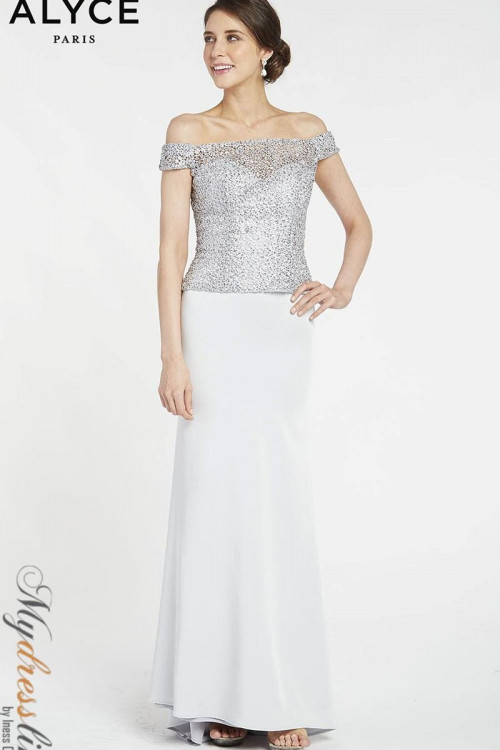 Alyce 27252 - Alyce Paris Long Dresses
