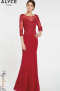 Alyce 27257 - Alyce Paris Long Dresses