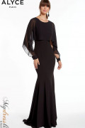 Alyce 27294 - Alyce Paris Long Dresses