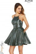Alyce 3008 - Alyce Paris Short Dresses