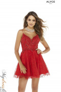 Alyce 3017 - Alyce Paris Short Dresses