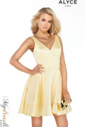 Alyce 3023 - Alyce Paris Short Dresses