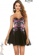 Alyce 3065 - Alyce Paris Short Dresses