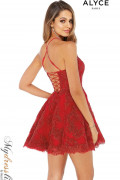 Alyce 3070 - Alyce Paris Short Dresses