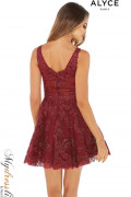 Alyce 3071 - Alyce Paris Short Dresses