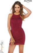 Alyce 4234 - Alyce Paris Short Dresses