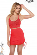 Alyce 4276 - Alyce Paris Short Dresses