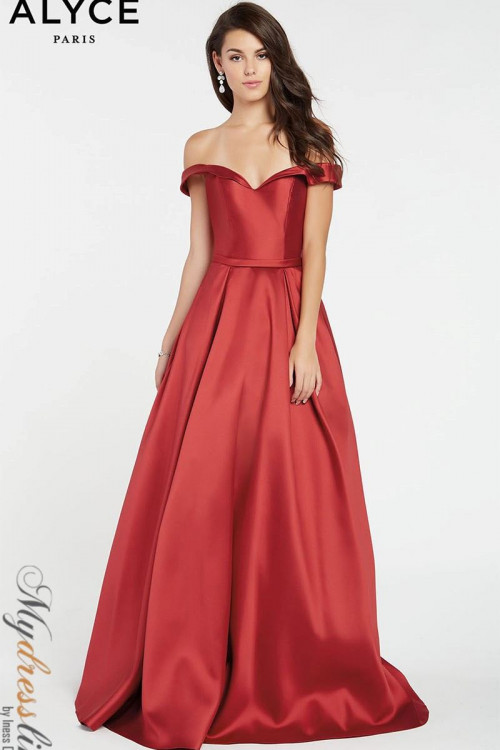 Alyce 60111 - Alyce Paris Long Dresses