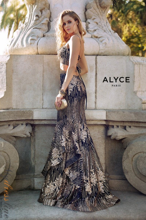 Alyce 60929 - Alyce Paris Long Dresses