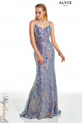 Alyce 60939 - Alyce Paris Long Dresses