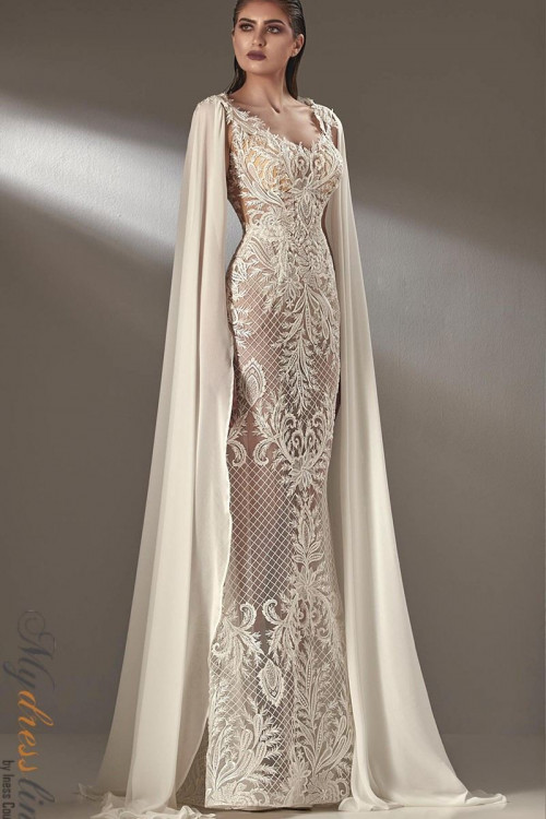 MNM Couture K3890 - MNM Couture Long Dresses