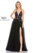 Mac Duggal 11193D - Mac Duggal Regular Size Dresses