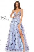 Mac Duggal 67796M - Mac Duggal Regular Size Dresses