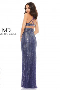 Mac Duggal 93578M - Mac Duggal Regular Size Dresses