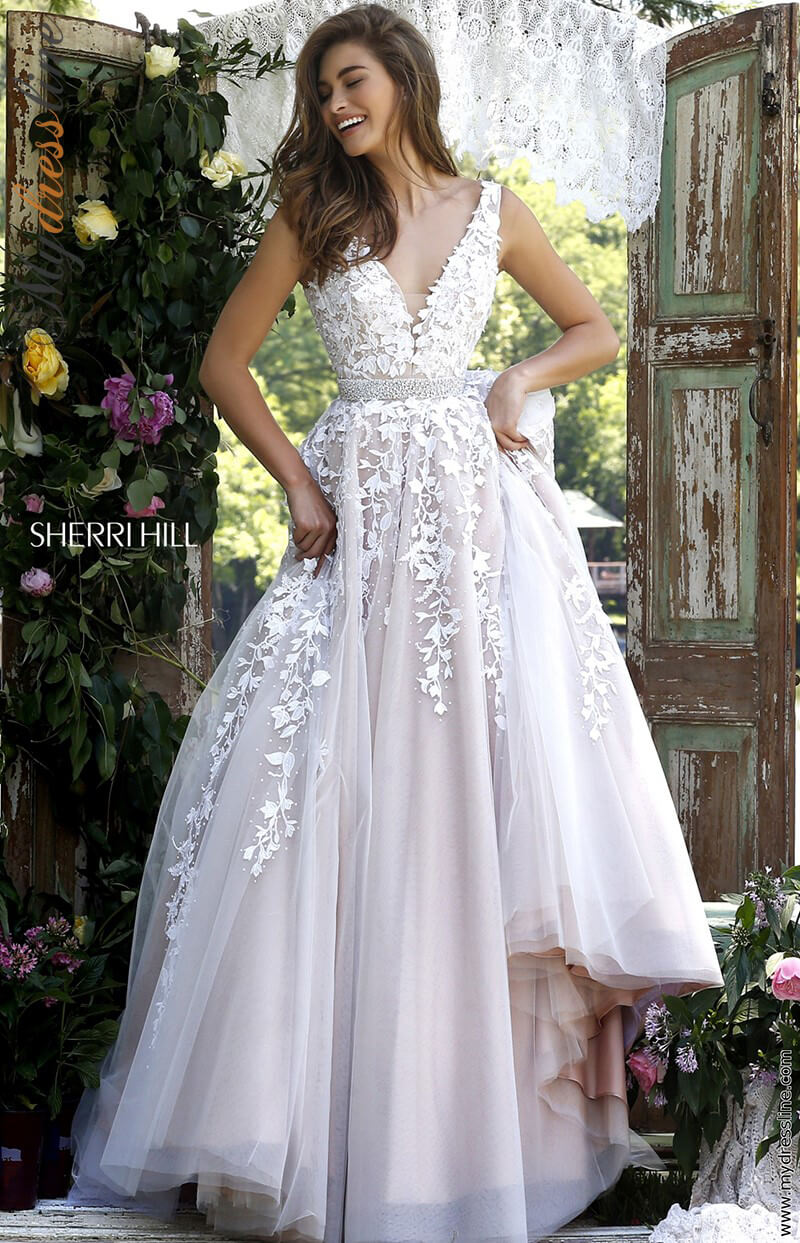 Sherri Hill 11335 Long Evening Dress ~LOWEST PRICE GUARANTEE~ NEW ...