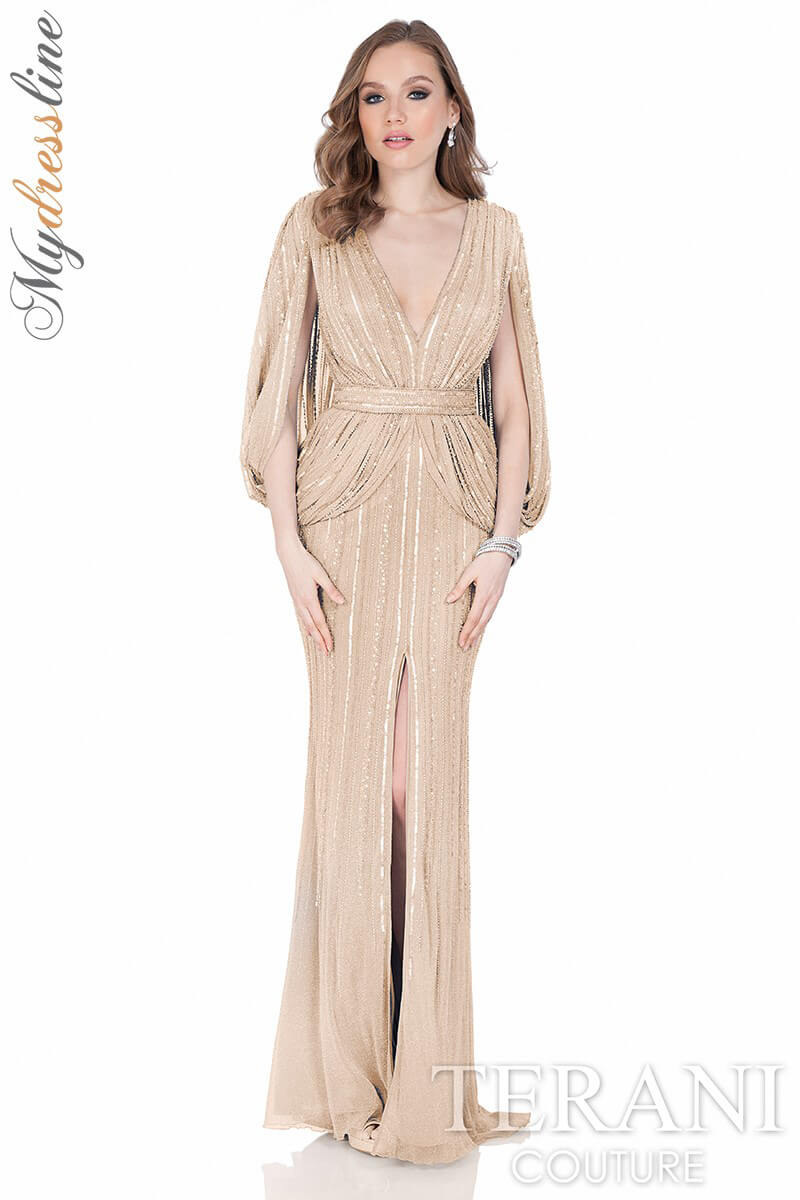 Terani Couture Evening Dress