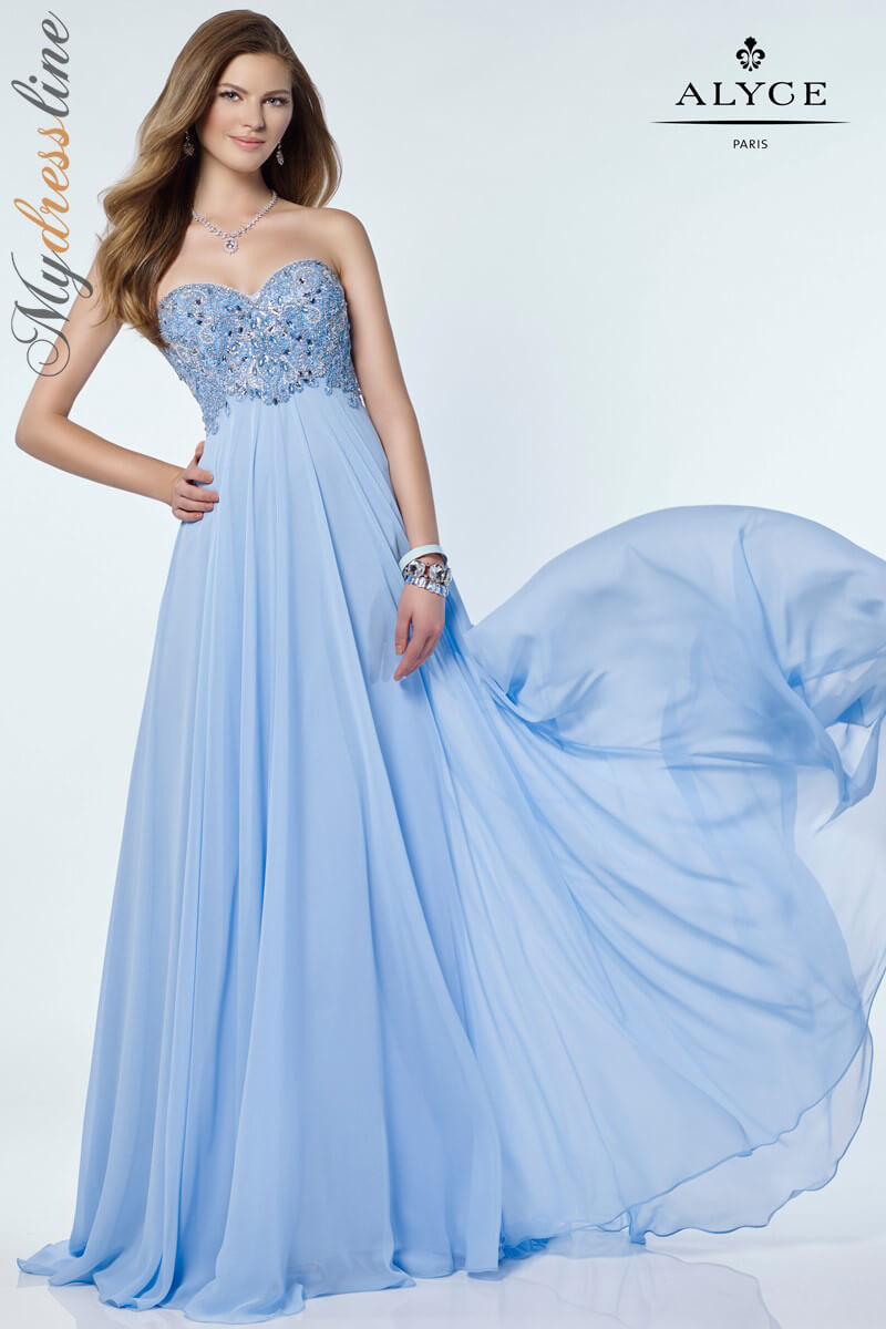 alyce 6686 evening dress lowest price guaranteed new