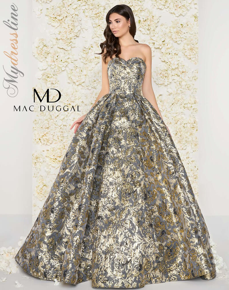 f373c5159e9 Name  Mac Duggal 66222D Evening Dress ~LOWEST PRICE GUARANTEE~Authentic Gown
