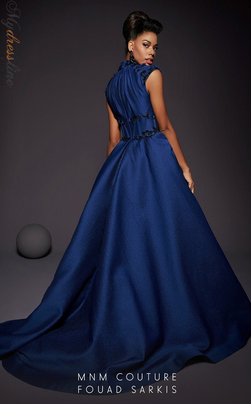 MNM Couture 2444 2444 2444 Evening Dress LOWEST PRICE GUARANTEE NEW Authentic bf0c0b