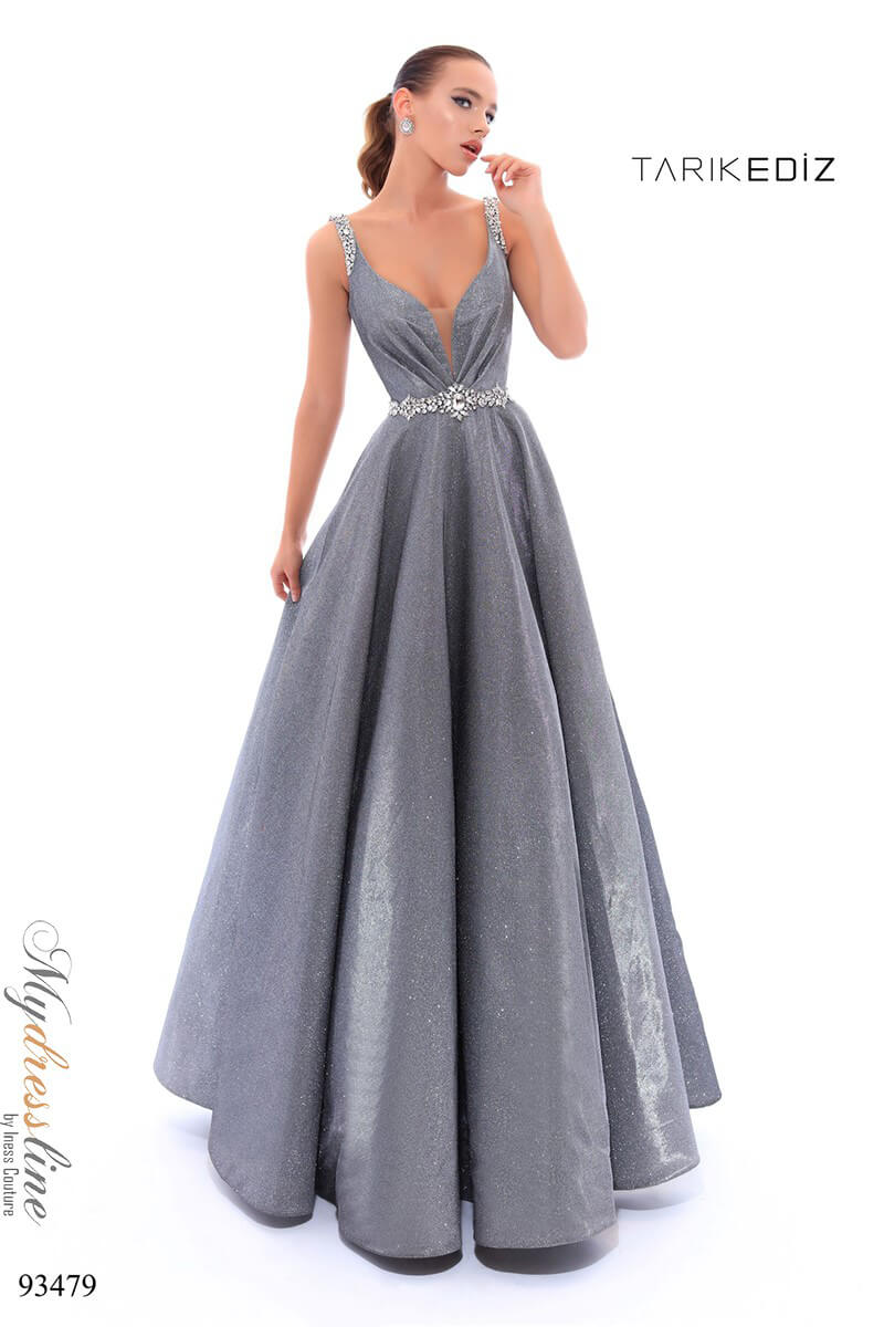 d0f1dad1ece Name  Tarik Ediz 93479 Evening Dress ~LOWEST PRICE GUARANTEED~ NEW  Authentic Gown