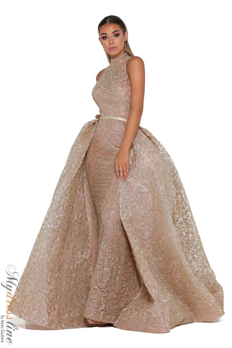 e1a13d354c Details about Portia & Scarlett 1702 Dress ~LOWEST PRICE GUARANTEED~ NEW  Authentic Gown