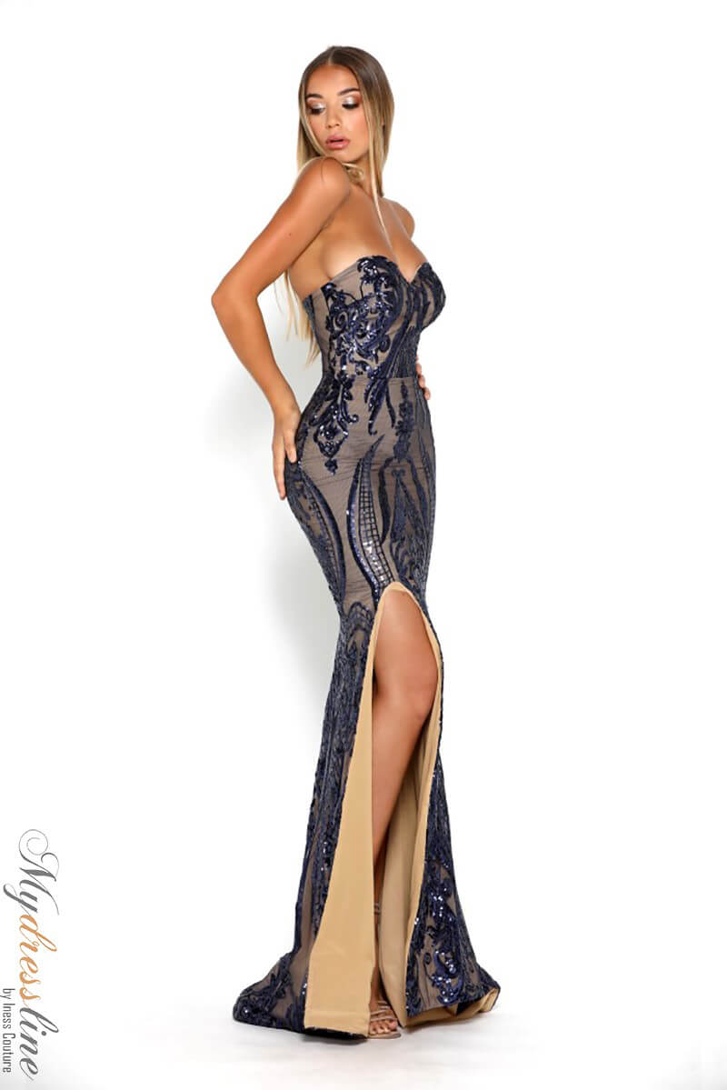 bb523d785d69 Name  Portia   Scarlett 1755 Dress ~LOWEST PRICE GUARANTEED~ NEW Authentic  Gown