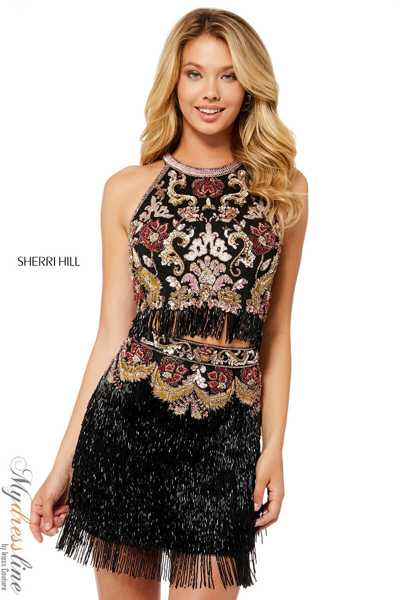 select for clearance official sale select for authentic Details about Sherri Hill 52102 Short Cocktail Dress ~LOWEST PRICE  GUARANTEED~ NEW Authentic