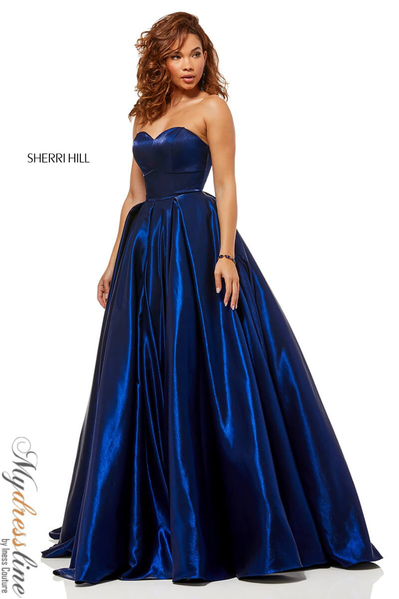 4dcfa9f0b66 Sherri Hill 52456 Long Evening Dress ~LOWEST PRICE GUARANTEE~ NEW ...