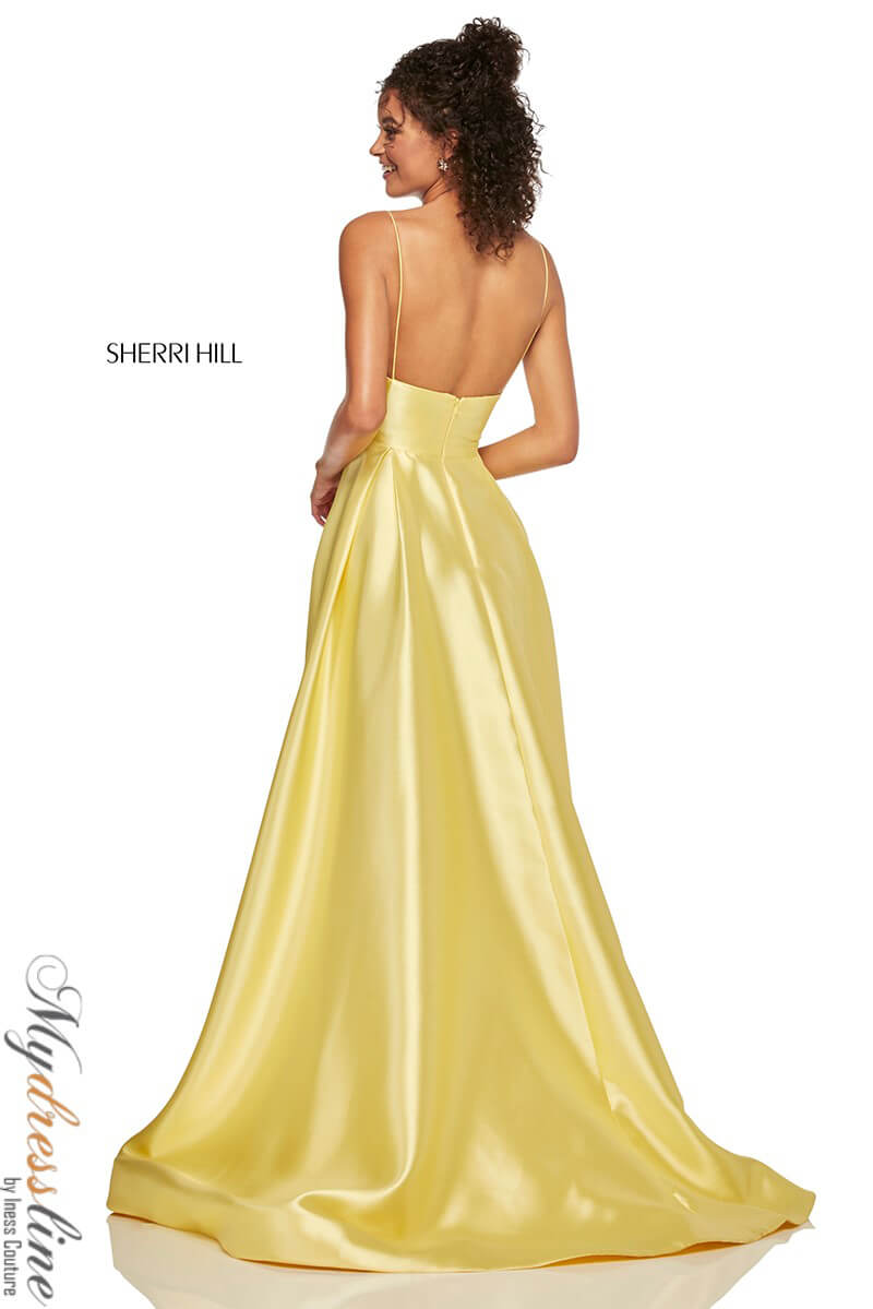 539f81e1bcf Sherri Hill 52597 Long Evening Dress ~LOWEST PRICE GUARANTEE~ NEW Authentic  Gown