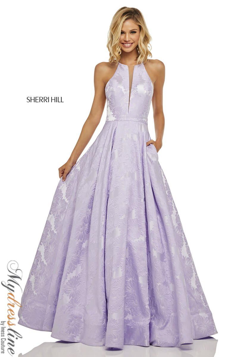 f43e134f066 Details about Sherri Hill 52630 Long Evening Dress ~LOWEST PRICE GUARANTEE~  NEW Authentic Gown