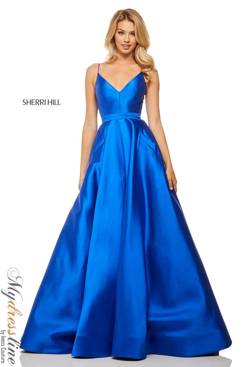 89a87f3bee7b Details about Sherri Hill 52821 Long Evening Dress ~LOWEST PRICE GUARANTEE~  NEW Authentic Gown