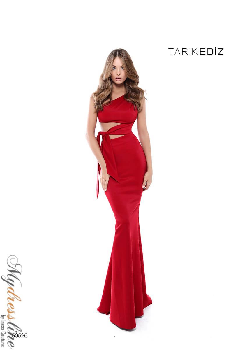 b1d9352866f Name  Tarik Ediz 50526 Evening Dress ~LOWEST PRICE GUARANTEED~ NEW  Authentic Gown