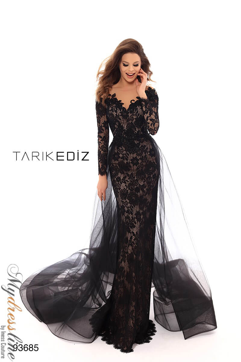 288e7a1495f Name  Tarik Ediz 93685 Evening Dress ~LOWEST PRICE GUARANTEED~ NEW  Authentic Gown