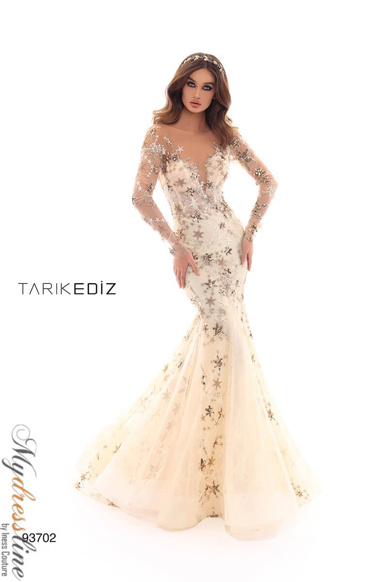 0cb997b4e74 Name  Tarik Ediz 93702 Evening Dress ~LOWEST PRICE GUARANTEED~ NEW  Authentic Gown