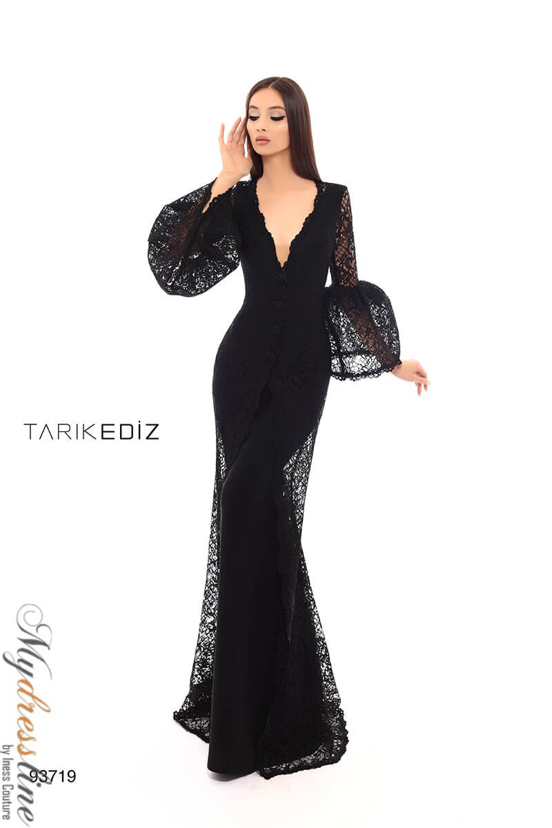 970a605bef7 Name  Tarik Ediz 93719 Evening Dress ~LOWEST PRICE GUARANTEED~ NEW  Authentic Gown